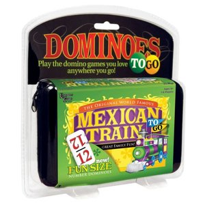 University Mexican Train To-Go