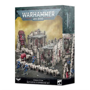 Games Workshop Warhammer 40k: Command Edition Battlefield Terrain