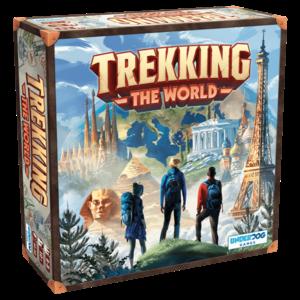 Underdog Games Trekking the World (Kickstarter Edition)