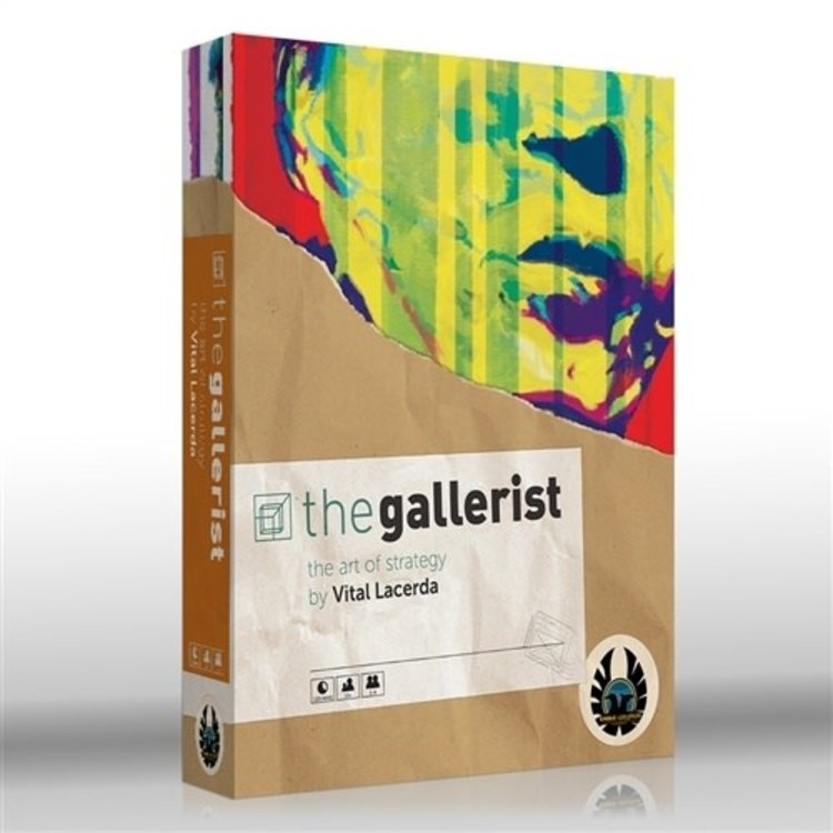 Eagle-Gryphon The Gallerist (Includes Scoring Expansion)