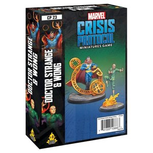 Asmodee Editions Marvel Crisis Protocol: Dr. Strange and Wong Character Pack