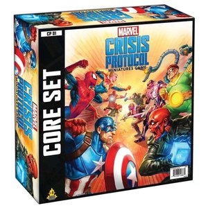 Asmodee Editions Marvel Crisis Protocol Core Set