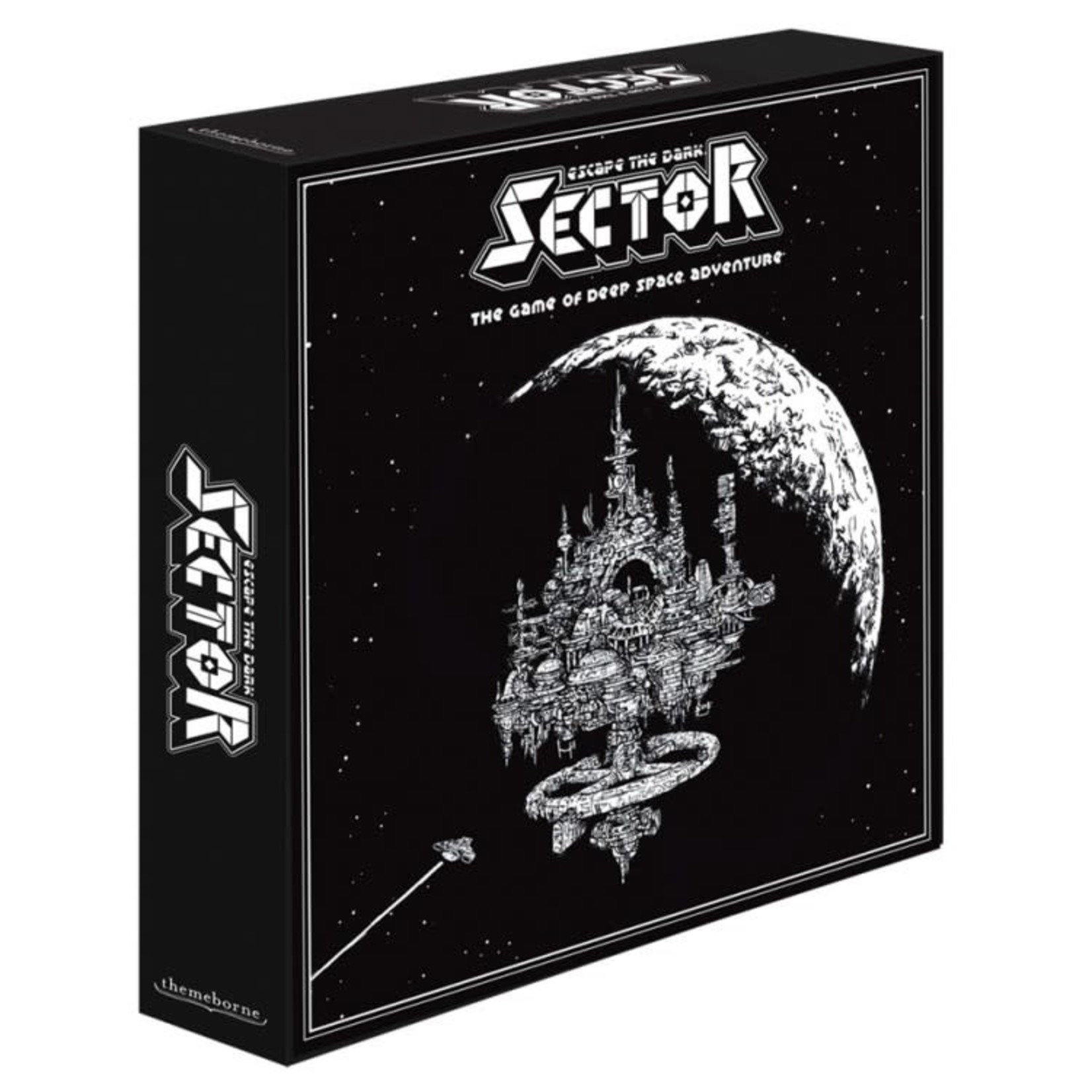 Asmodee Editions Escape the Dark Sector