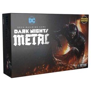 Cryptozoic DC Comics Deckbuilding Game: Dark Nights - Metal