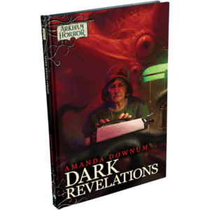 Fantasy Flight Games Arkham Horror Novella: Dark Revelations