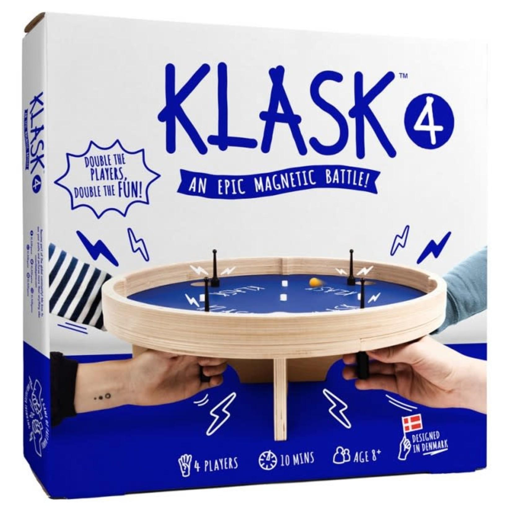 Asmodee Editions Klask: 4 Player