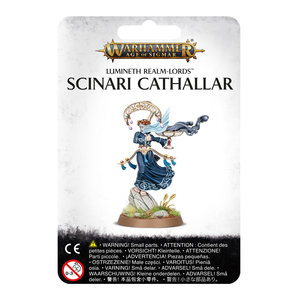 Games Workshop Warhammer Age of Sigmar: Lumineth Realm-Lords Scinari Cathallar