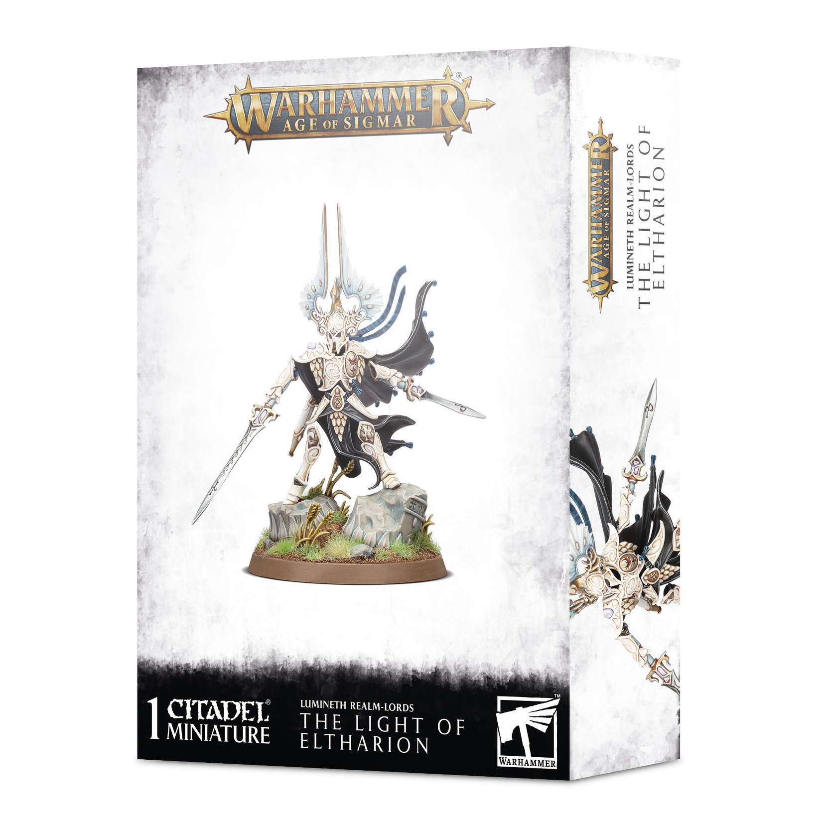 Games Workshop Warhammer Age of Sigmar: Lumineth Realm-Lords The Light of Eltharion