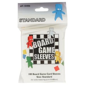 Arcane Tinman Arcane Tinmen: Standard Sized Board Game Sleeves (100)