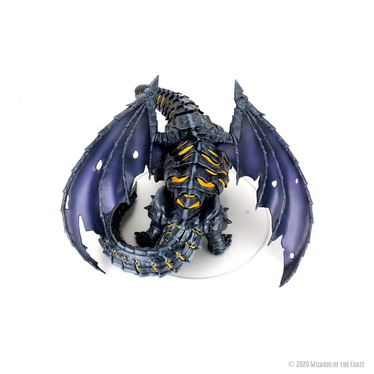 WizKids Dungeons & Dragons: Icons of the Realms: Frostmaiden Premium - Chardalyn Dragon