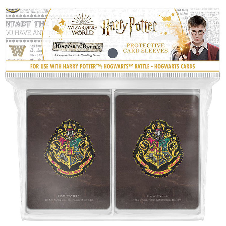 USAoploy Harry Potter Hogwarts Battle Card Sleeves