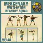 Dust Dust 1947: Mercenary Multi-Option Infantry Squad