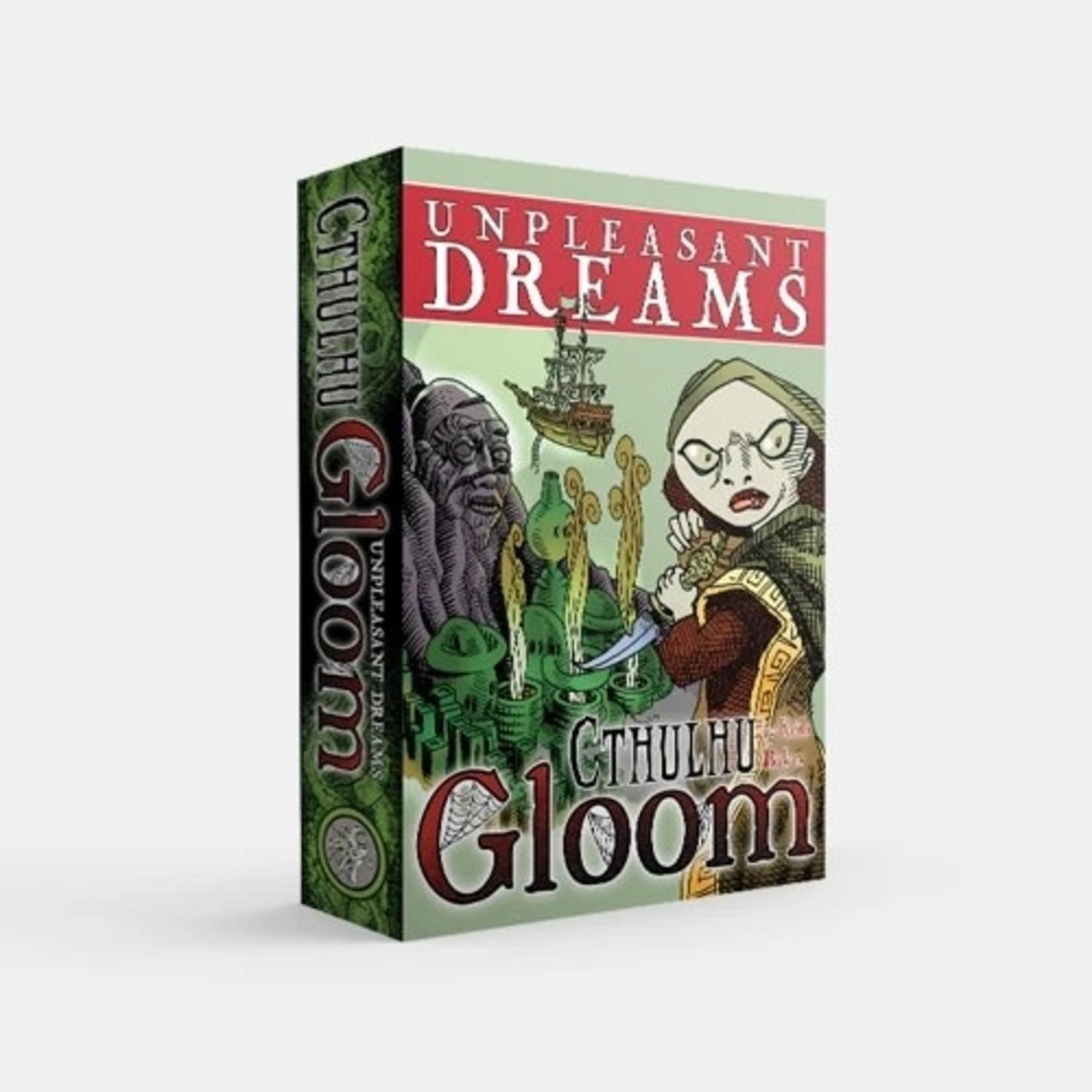 Gloom : Unpleasant Dreams (Cthulhu Gloom)