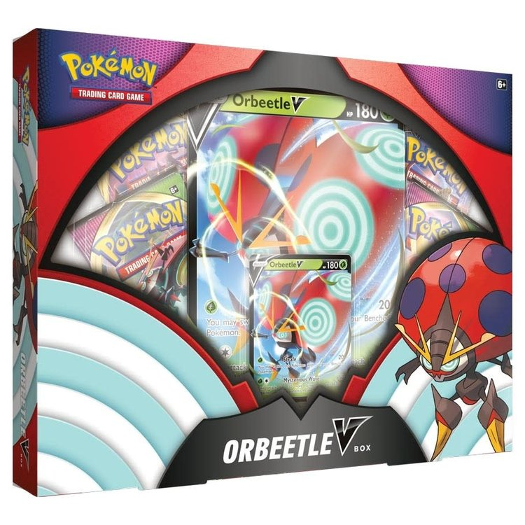 Pokemon International Pokémon TCG: Orbeetle V Box