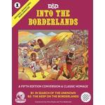 Goodman Games Original Adventures Reincarnated:  - #1 Into the Borderlands Hardcover