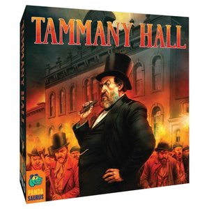 Pandasaurus Tammany Hall Board Game