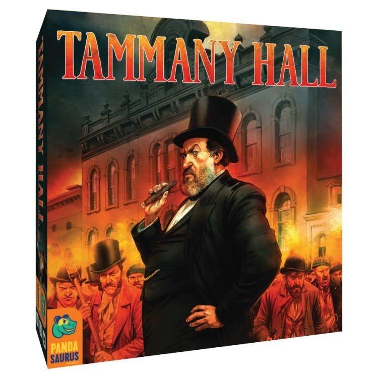Pandasaurus Tammany Hall Board Game