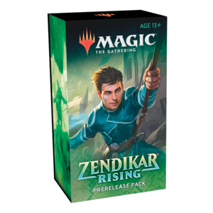 Wizards of the Coast Magic the Gathering: Zendikar Rising - Prerelease Kit