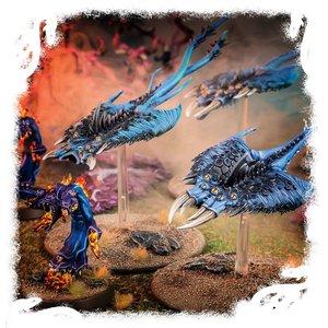 Games Workshop Warhammer Age of Sigmar: Daemons of Tzeentch - Screamers