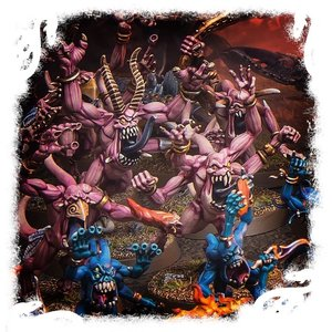 Games Workshop Warhammer Age of Sigmar: Daemons of Tzeentch: Pink Horrors