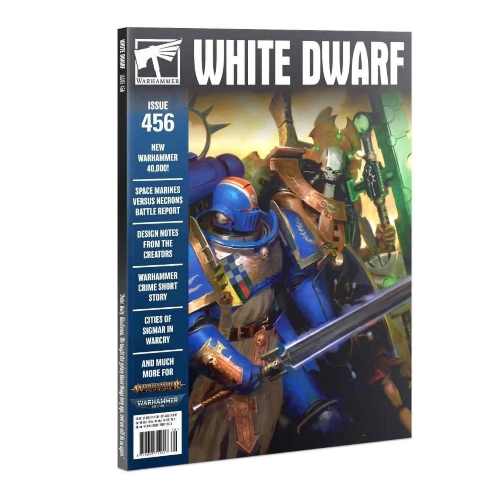 Games Workshop White Dwarf 2020 - Sept (456)