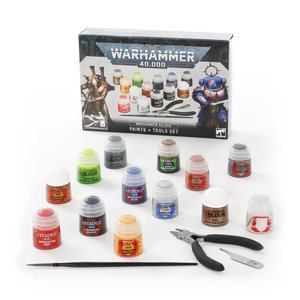 Games Workshop Warhammer 40k: Paints & Tools