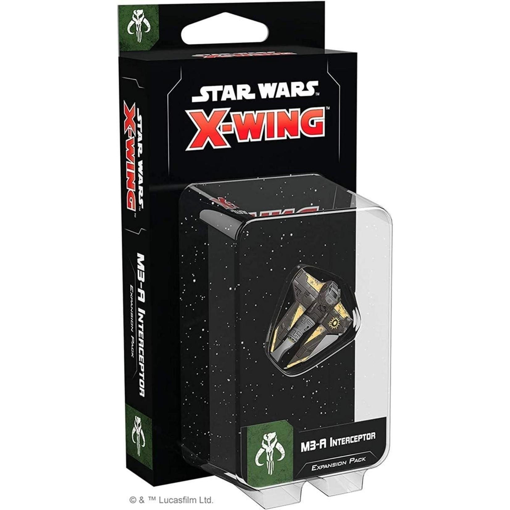Fantasy Flight Games Star Wars X-Wing 2nd Edition: M3-A Interceptor