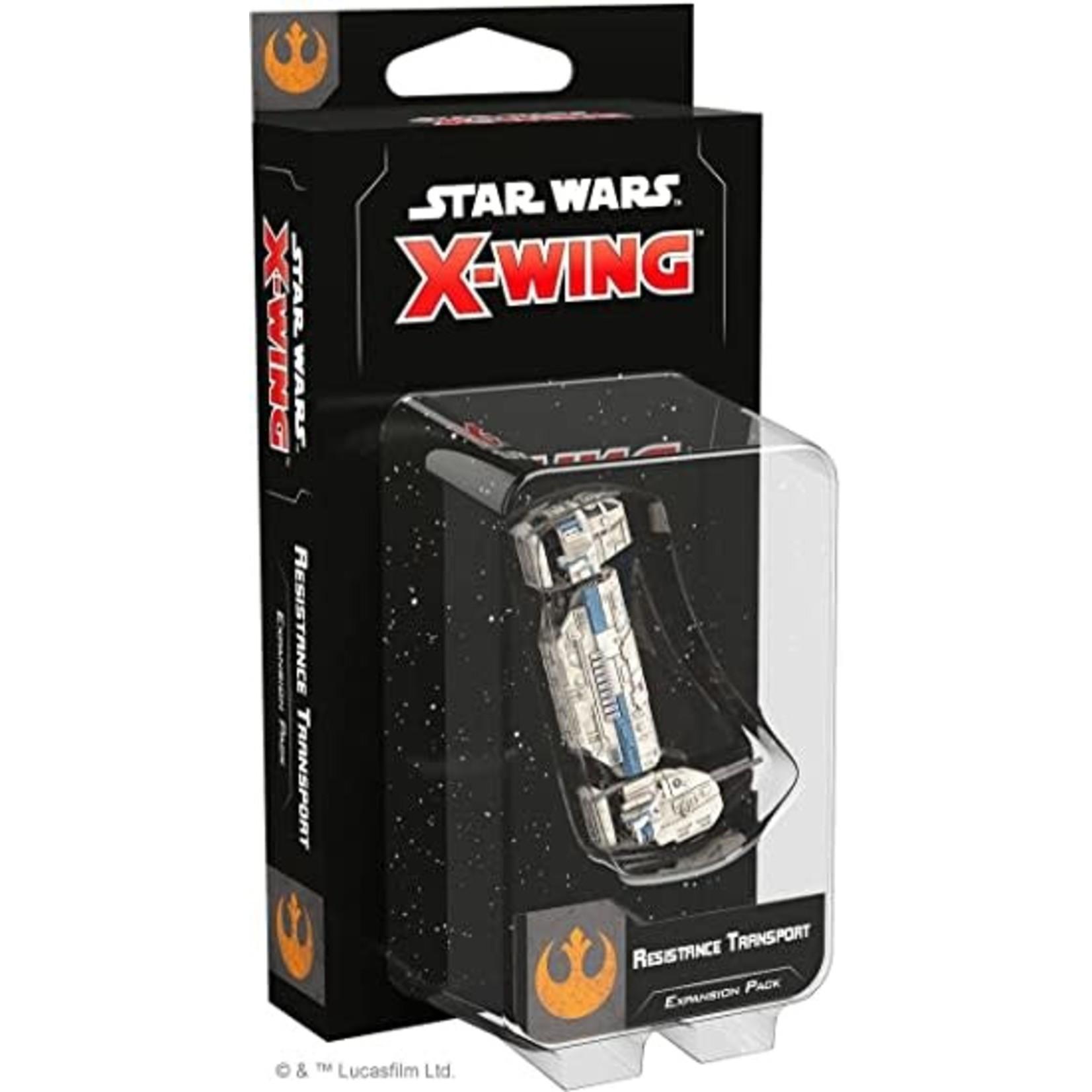 Fantasy Flight Games Star Wars X-Wing 2nd Edition: Resistance Transport Expansion Pack