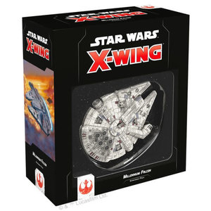 Fantasy Flight Games Star Wars X-Wing 2nd Edition: Millennium Falcon Expansion Pack
