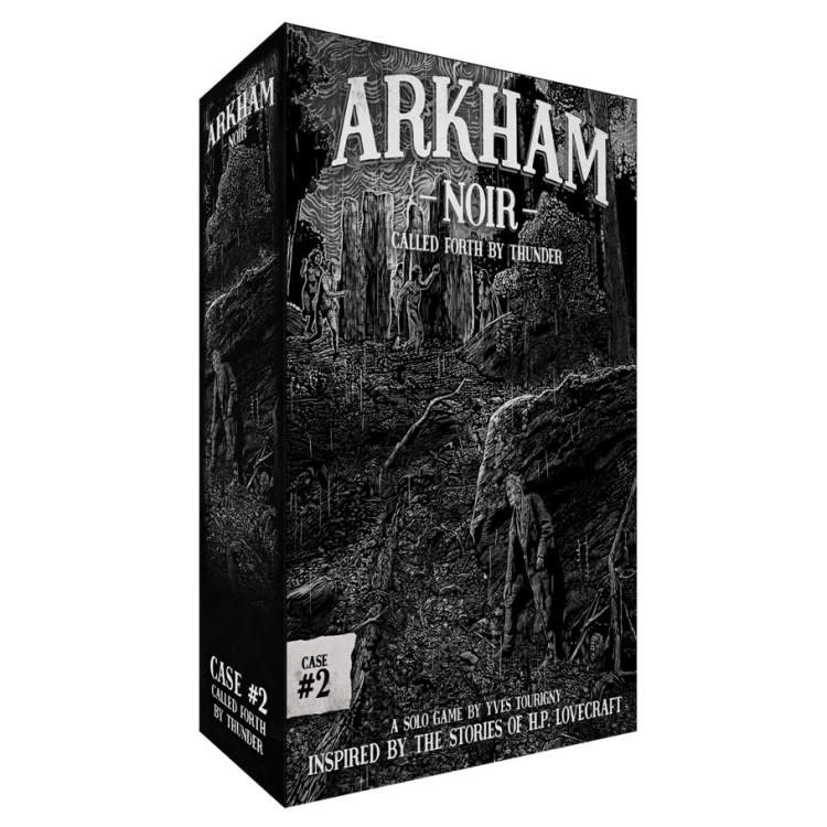 Asmodee Editions Arkham Noir: Case #2 - Call Forth by Thunder