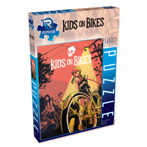 Renegade Kids on Bikes 1000-Piece Puzzle