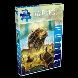 Renegade Raiders of the North Sea 1000-Piece Puzzle