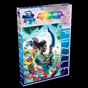 Renegade Overlight 1000-Piece Puzzle
