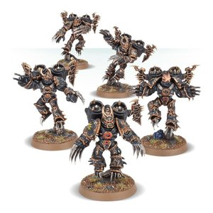 Games Workshop Warhammer 40k: Chaos Space Marines - Raptors/ Warp Talons