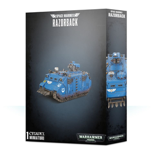 Games Workshop Warhammer 40k: Space Marine Predator
