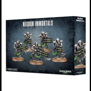 Games Workshop Warhammer 40k: Necron - Immortals/Deathmarks