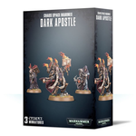 Games Workshop Warhammer 40k: Chaos Space Marines - Dark Apostle