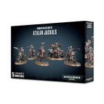 Games Workshop Warhammer 40K: Genestealer Cults - Atalan Jackals