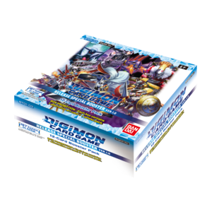 BANDAI Digimon Card Game Booster New Evolution Sealed Box BT-01 Japan F//S Fedex