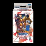 Bandai Digimon Trading Card Game: Starter Deck - Gaia Red