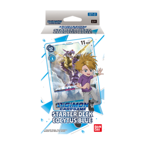 Bandai Digimon Trading Card Game: Starter Deck - Cocytus Blue