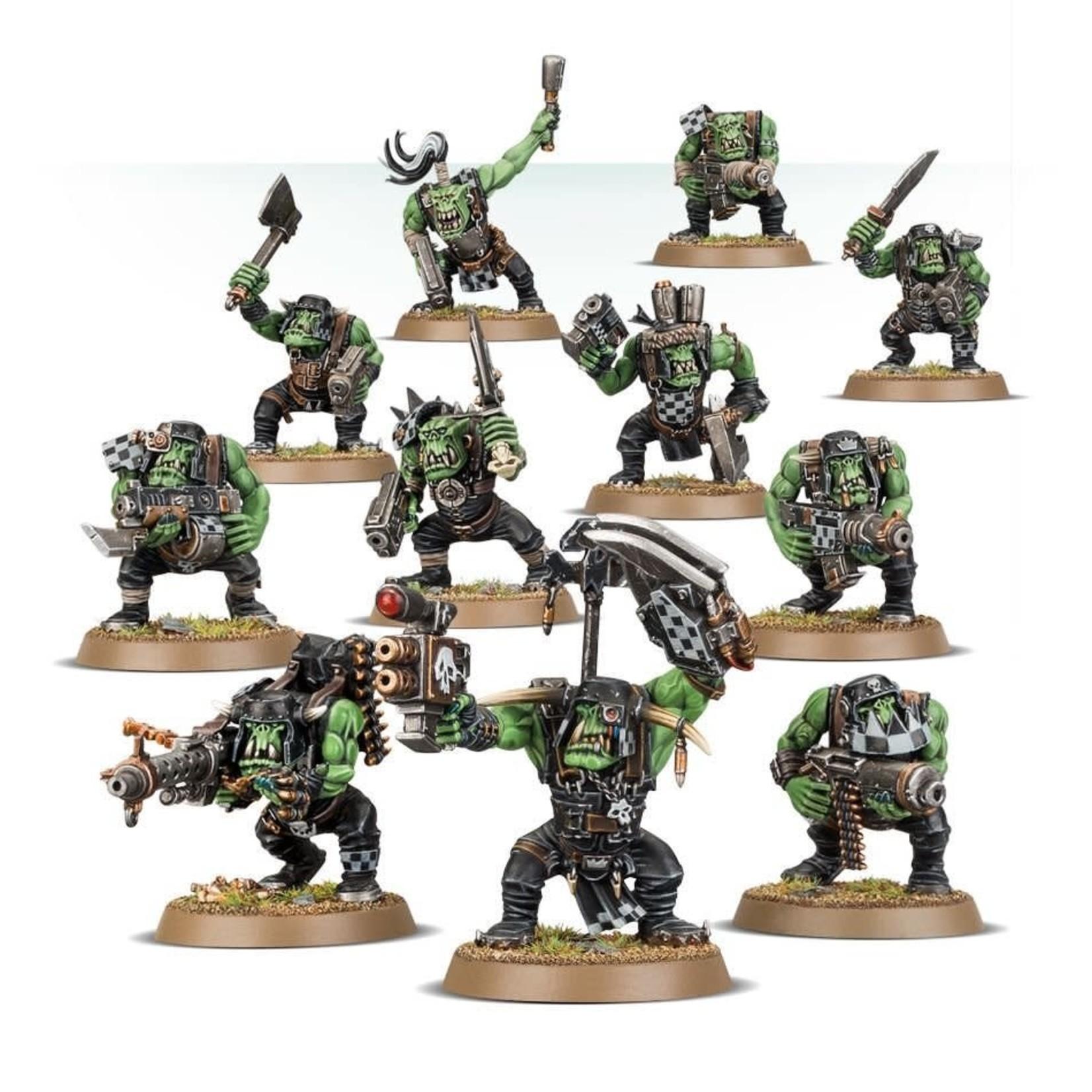 Games Workshop Warhammer 40k: Orks - Ork Boyz