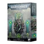 Games Workshop Warhammer 40k: Necrons - Szarekh, The Silent King
