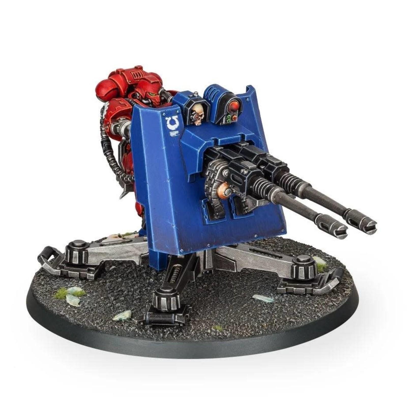 Games Workshop Warhammer 40k: Space Marines - Primaris Firestrike Servo-turret