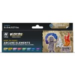 Vallejo Wizkids Paints Set: Arcane Elements (8 colors)