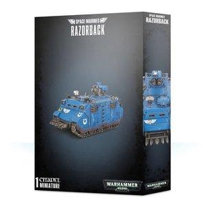 Games Workshop Warhammer 40k: Space Marine - Razorback