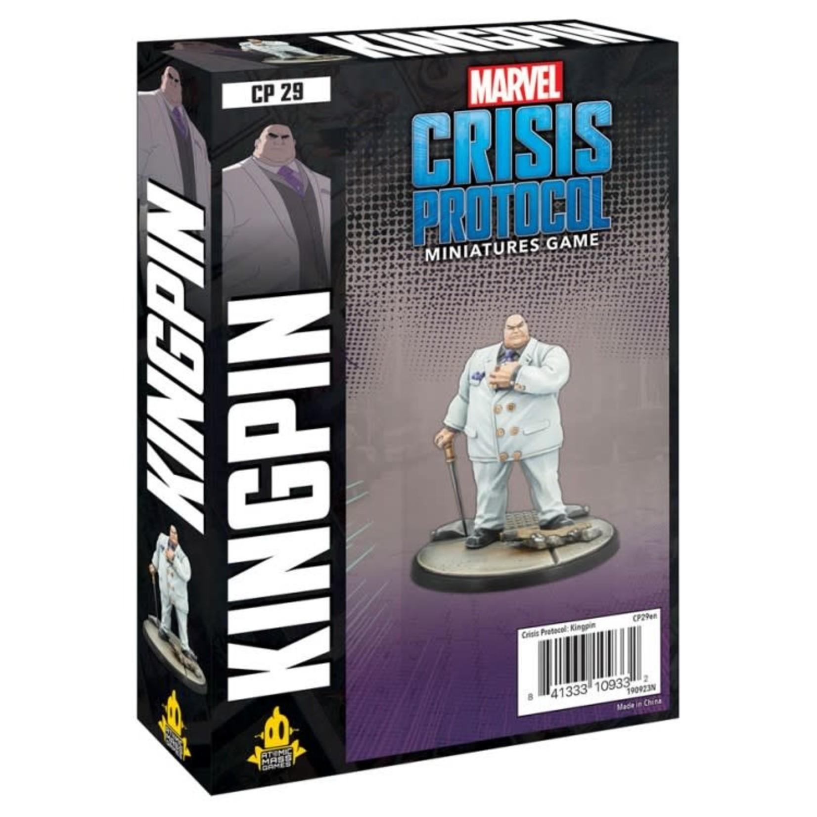 Asmodee Editions Marvel Crisis Protocol: Kingpin Character Pack