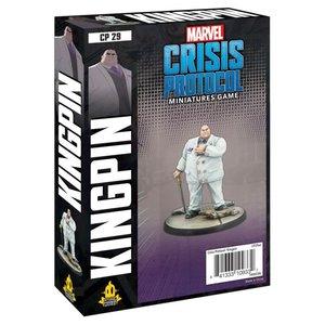Asmodee Editions Marvel Crisis Protocol:Kingpin Character Pack