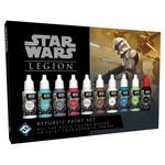 Fantasy Flight Games Star Wars: Legion - Republic Paint Set