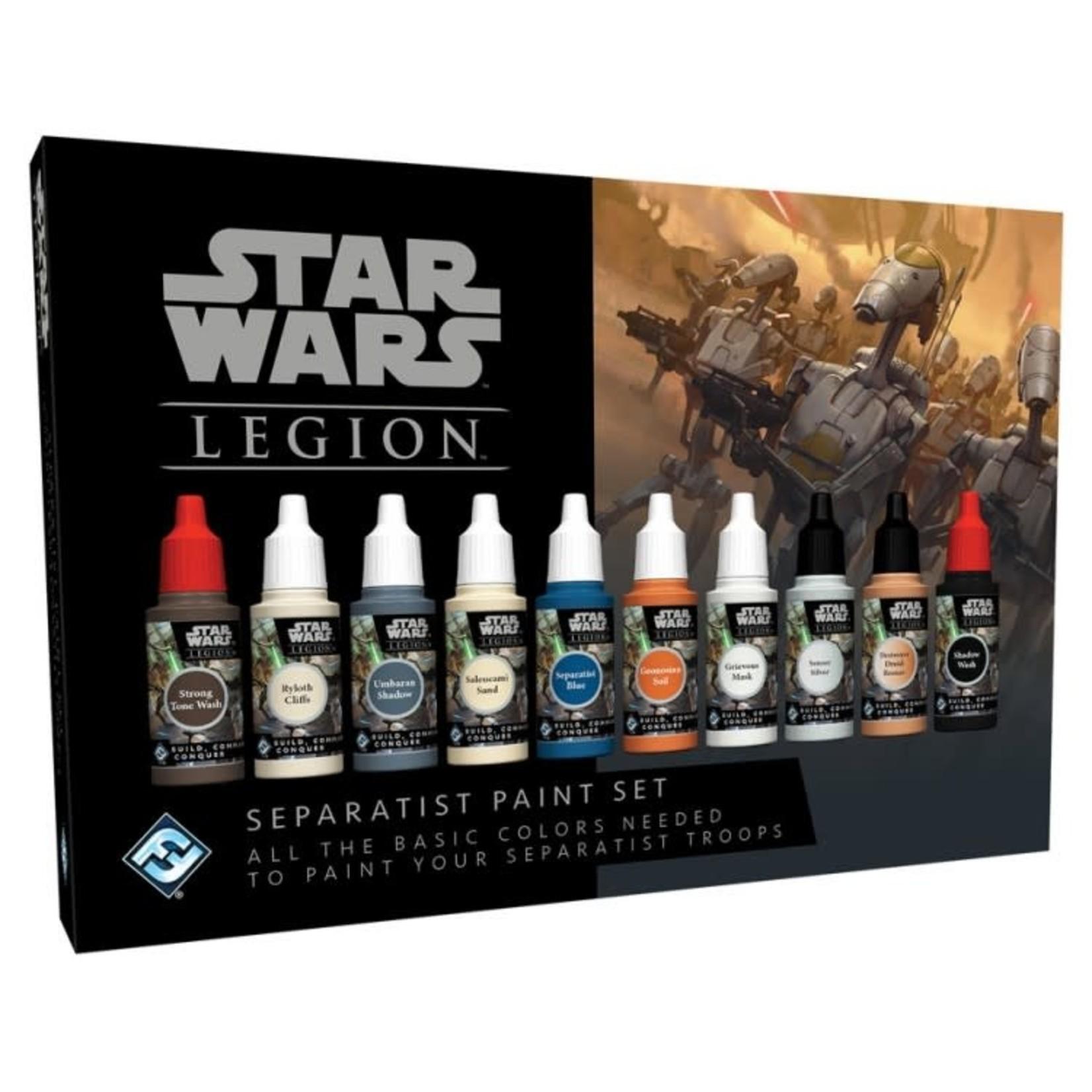 Fantasy Flight Games Star Wars: Legion - Separatist Paint Set